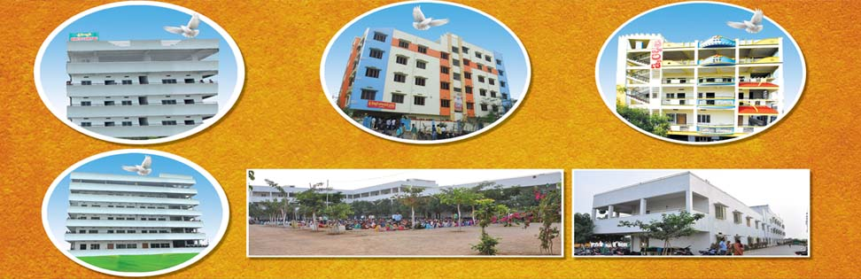 Welcome To Sri Harshini Group Of Institutions